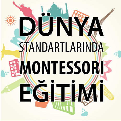 Dünya Standartlarında Montessori Eğitimi
