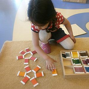 Montessori Renk Tabletleri
